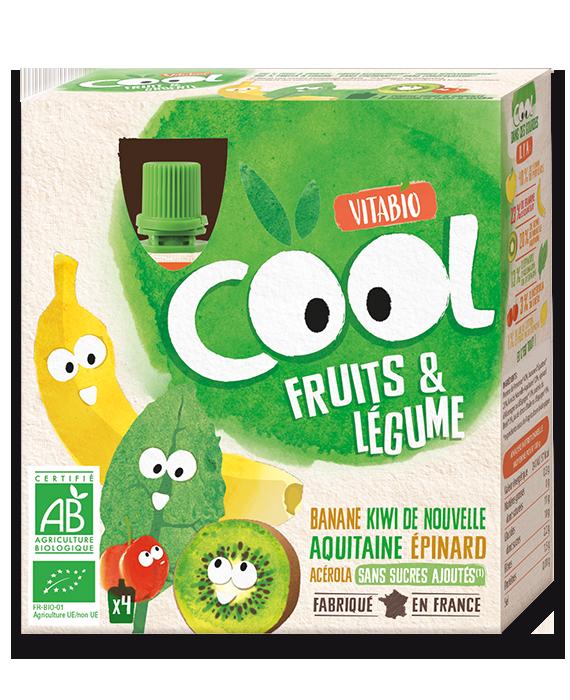 Cool Légumes Banane Kiwi de Nouvelle-Aquitaine Epinard Acérola
