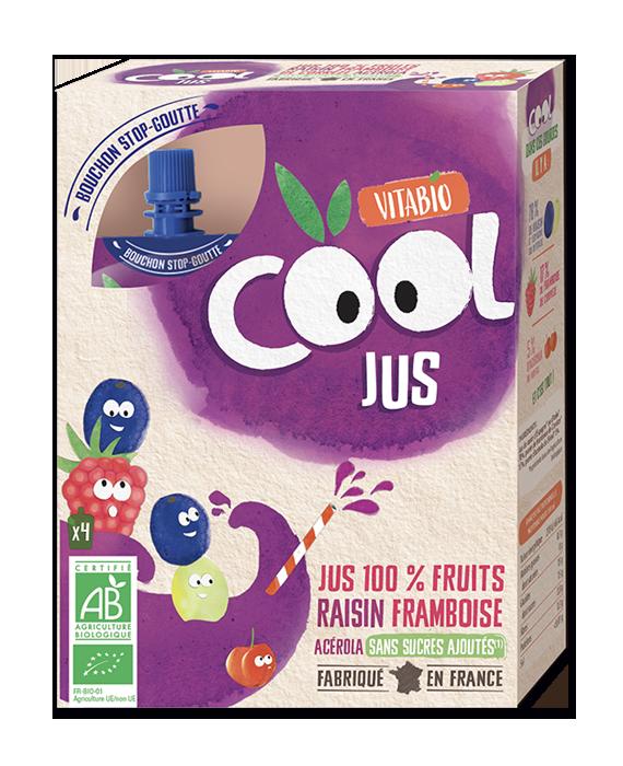 Cool Juice Grape Raspberry Acerola