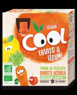 Cool Vegetable Apple Carrot